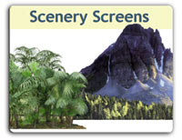 Scenery Screens: Beautify your view with InkWelle screens.